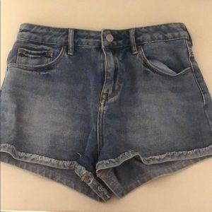 pac sun shorts